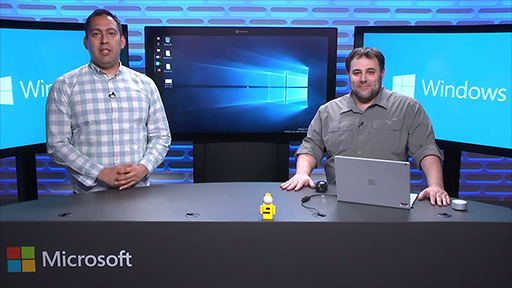 Kevin Gallo gives the developer perspective on today's Windows 10 Event