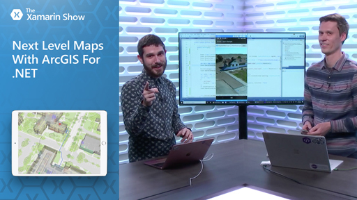 Next Level Maps With ArcGIS For .NET