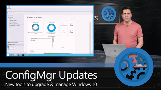 System Center Configuration Manager updates for Windows 10