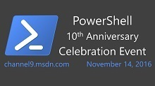 PowerShell 10 Year Anniversary