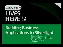 Building Business Applications In Silverlight