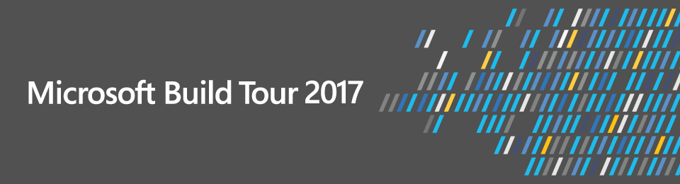 Microsoft Build Tour 2017