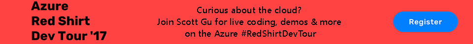 Azure Red Shirt Tour 2017
