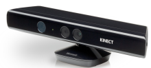 Embedded Kinect [templates available]