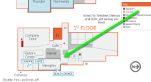Are you at //build/? Want to do some Kinect for Windows Dev? Like to have hands up help? Have I got a room for you...