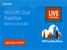 Microsoft Cloud Roadshow Sessioni - parte2