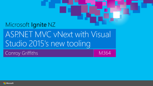 ASP.NET MVC vNext with Visual Studio 2015's new tools