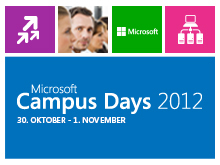 Microsoft Campus Days 2012