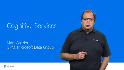 Get started with Microsoft Cognitive Services
