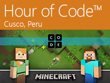 Hour of Code Cusco, Peru