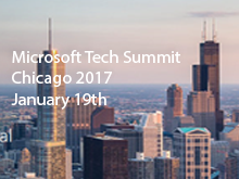 Microsoft Tech Summit Chicago 2017