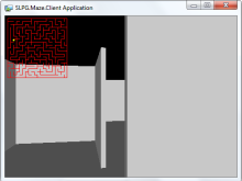 Creating and exploring a 3D maze with Silverlight 5