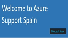 Azure &  Windows Support Spain