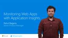 Monitor Web Apps using Azure Application Insights